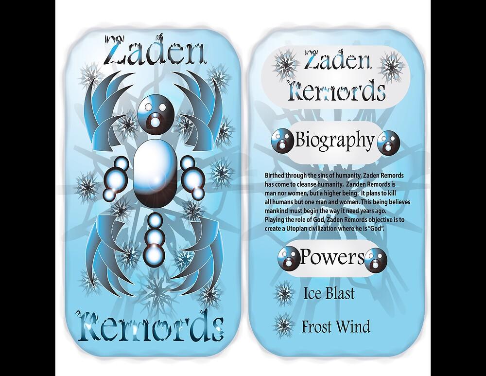 Zaden Remords by Darien Peterson