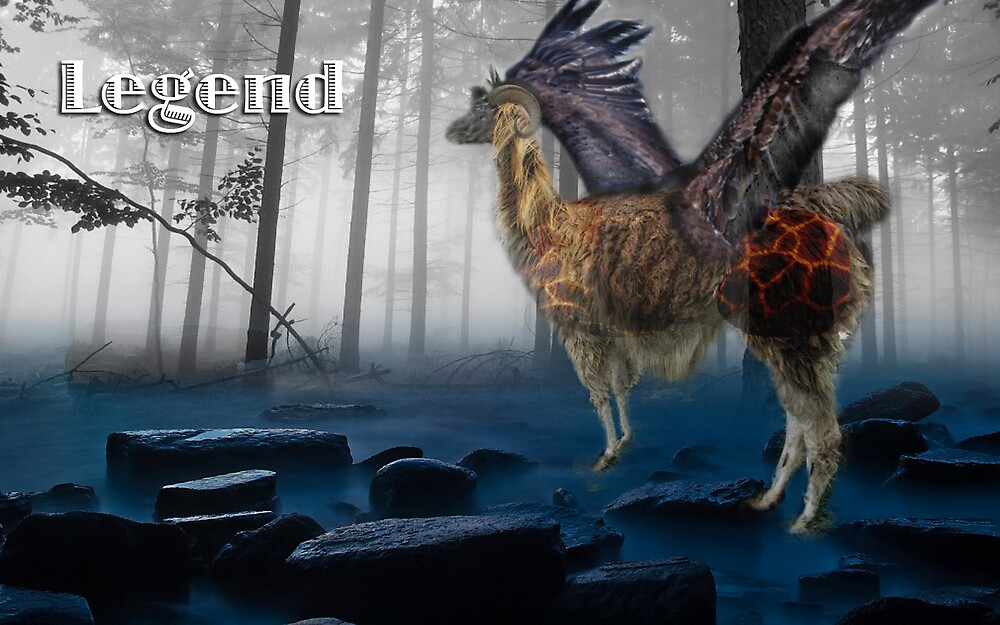 Legend Animal Creation by Natalie Smith