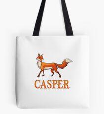 Casper Fox Tote Bag