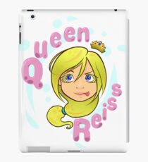 Queen Reiss iPad Case/Skin