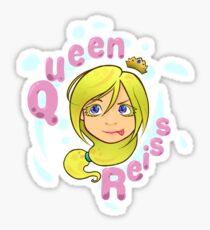 Queen Reiss Sticker
