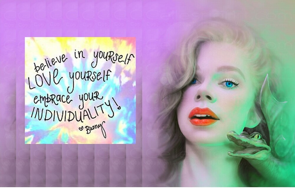 Grav3yardgirl - Believe in yourself by moonlove73