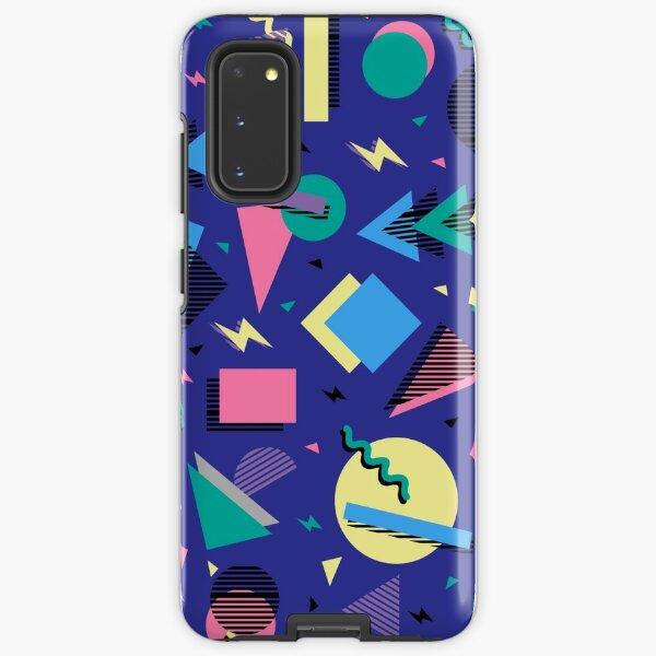 Geometric 90s Design 4 Samsung Galaxy Tough Case