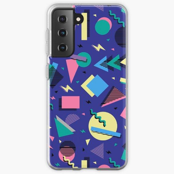 Geometric 90s Design 4 Samsung Galaxy Soft Case