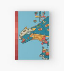 Dinosaur, from the AlphaPod collection Hardcover Journal