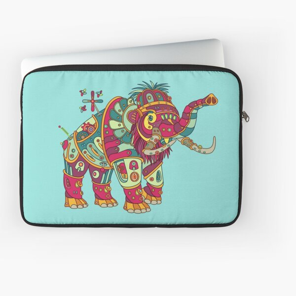 Mammoth, from the AlphaPod collection Laptop Sleeve
