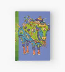 Bison, from the AlphaPod collection Hardcover Journal