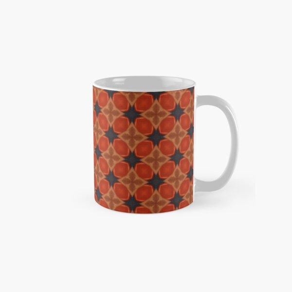 Geometric Abstract Pattern 8 Classic Mug