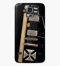 Iron Cross Guitar Case/Skin for Samsung Galaxy