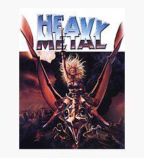 Heavy Metal Movie Photographic Print