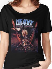 Heavy Metal Movie Women's Relaxed Fit T-Shirt