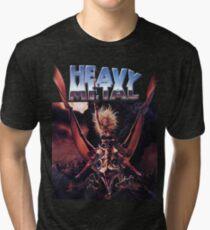 Camiseta de tejido mixto Película de heavy metal