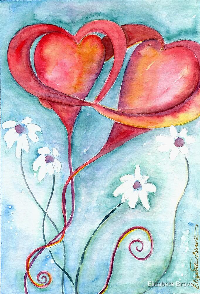 Dancing Hearts by Elizabeth Bravo