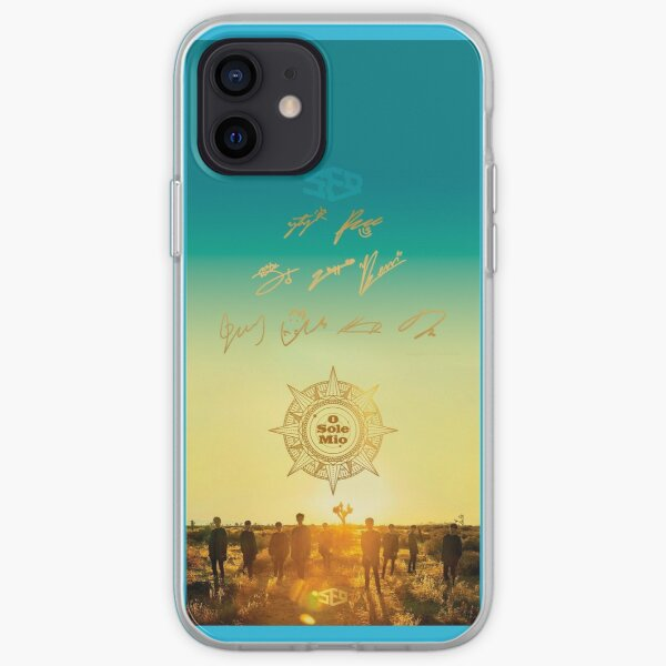 SF9 KNIGHTS OF THE SUN - SIGNATURE iPhone Soft Case