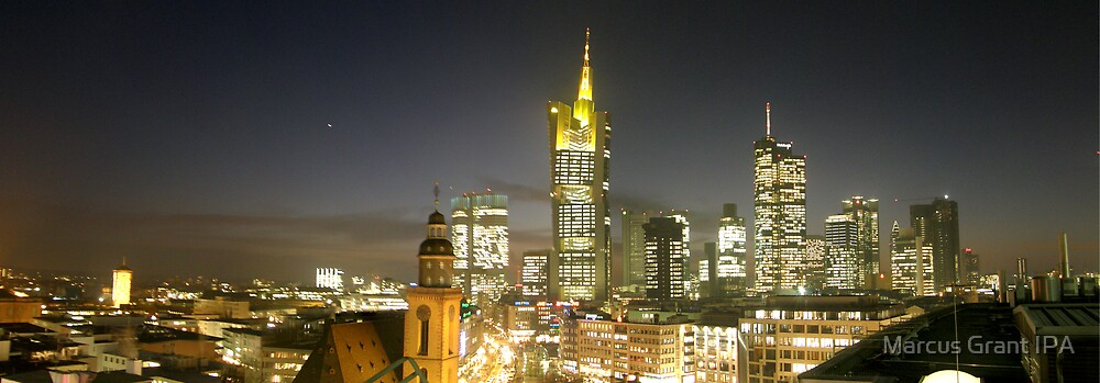 Frankfurt By Night by Marcus Grant IPA