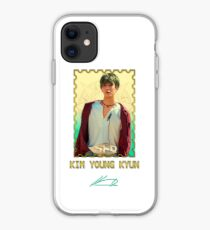 SF9 KNIGHTS OF THE SUN - SIGNATURE HWIYOUNG iPhone Case
