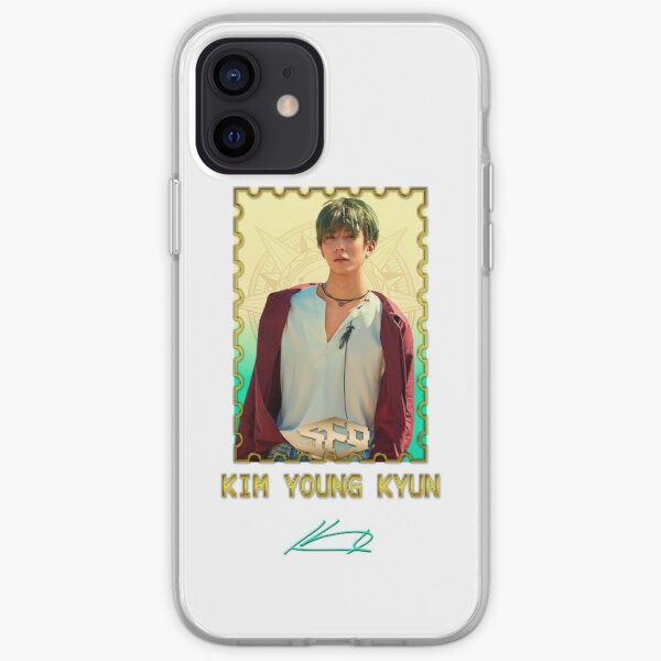 SF9 KNIGHTS OF THE SUN - SIGNATURE HWIYOUNG iPhone Soft Case