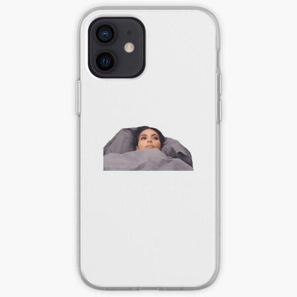 kim kardashian iPhone Soft Case
