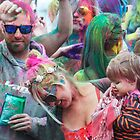 HOLI Color Festival, Family Style! by Heather Friedman