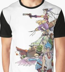 Breath of Fire Graphic T-Shirt