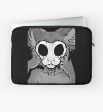 Behind The Mask Laptop Sleeve