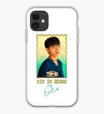 SF9 KNIGHTS OF THE SUN - SIGNATURE INSEONG iPhone Case