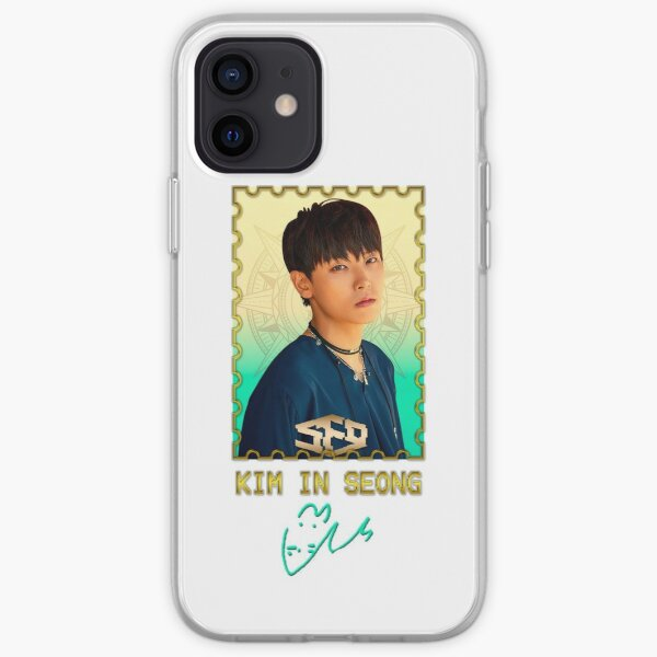 SF9 KNIGHTS OF THE SUN - SIGNATURE INSEONG iPhone Soft Case