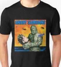 Angry Black Rock Unisex T-Shirt