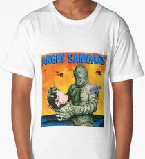 Angry Black Rock Long T-Shirt