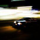 Race The Night by Lance Jackson