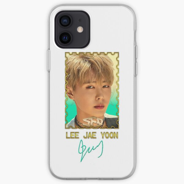SF9 KNIGHTS OF THE SUN - SIGNATURE JAEYOON iPhone Soft Case