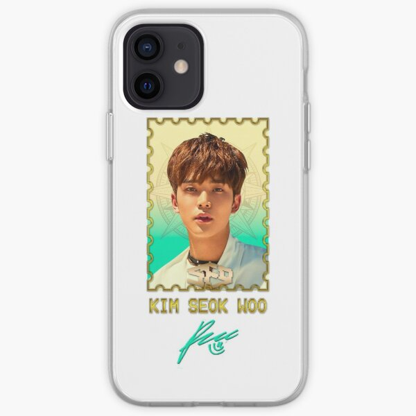 SF9 KNIGHTS OF THE SUN - SIGNATURE ROWOON iPhone Soft Case