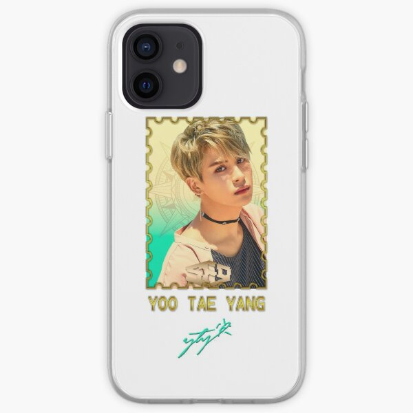 SF9 KNIGHTS OF THE SUN - SIGNATURE TAEYANG iPhone Soft Case