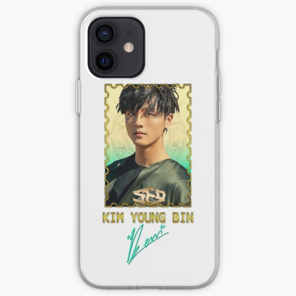 SF9 KNIGHTS OF THE SUN - SIGNATURE YOUNGBIN iPhone Soft Case