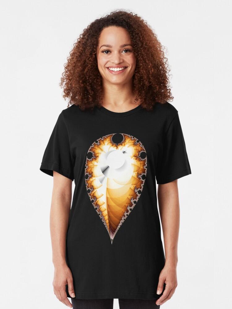 Alternate view of Tear Slim Fit T-Shirt