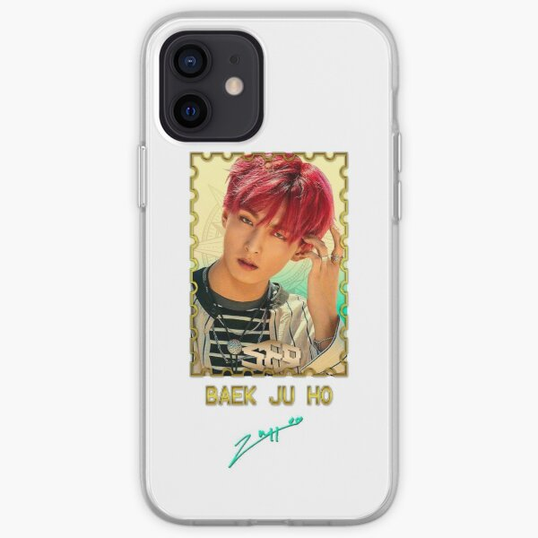 SF9 KNIGHTS OF THE SUN - SIGNATURE ZUHO iPhone Soft Case