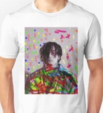 Wet Color. Unisex T-Shirt