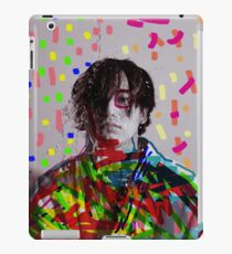 Wet Color. iPad Case/Skin