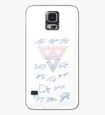 SEVENTEEN TEEN AGE - SIGNATURE LOGO Case/Skin for Samsung Galaxy