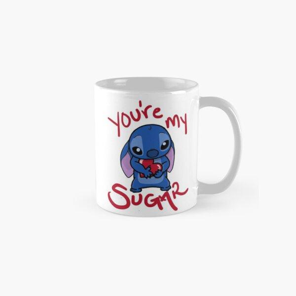 Stitch Valentine's Day Mug Classic Mug