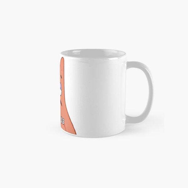 patrick star meme Classic Mug