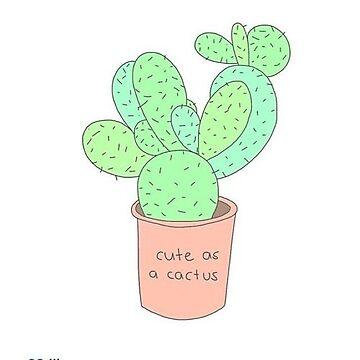 Lindo como un cactus de Canyounotqueenb