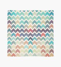 Watercolor Chevron Pattern Tuch