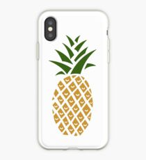 Pineapple (one) iPhone Case
