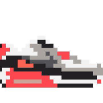8-bit Airmax 90s by soujohn