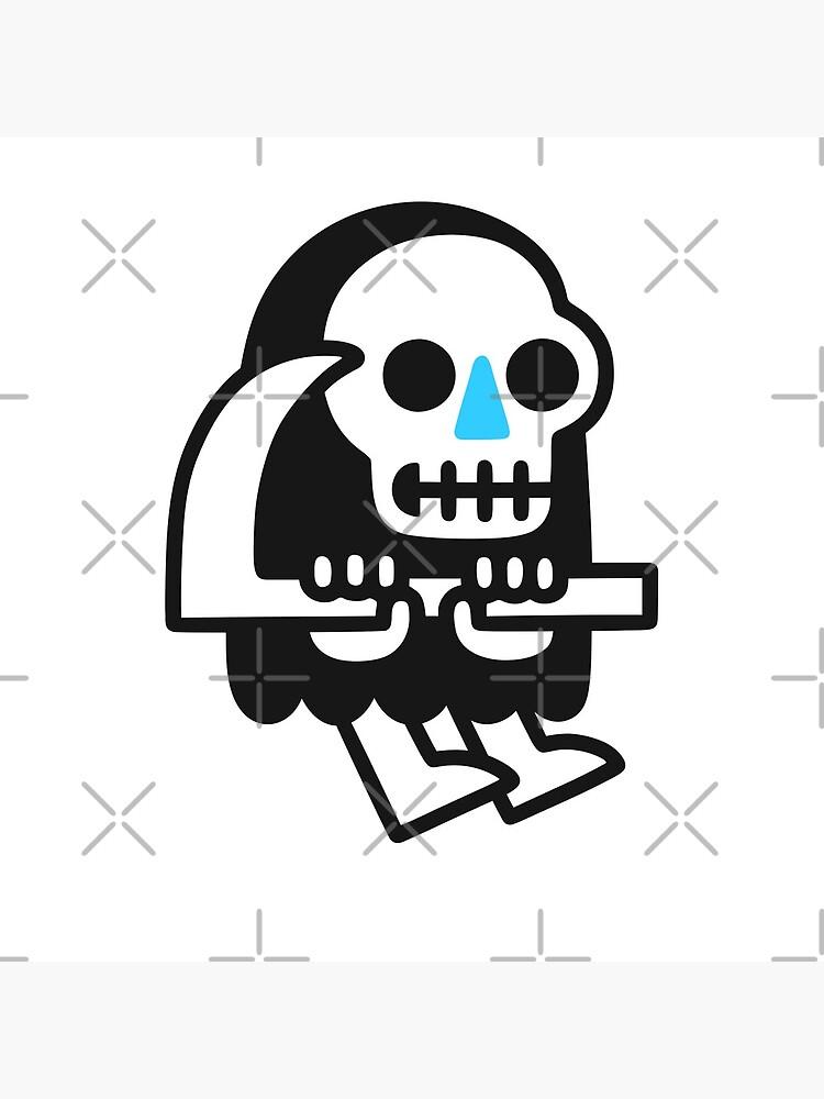 Grim Reaper Guy by obinsun