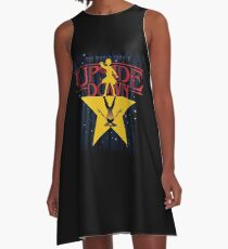 The World Of Upside Down A-Line Dress