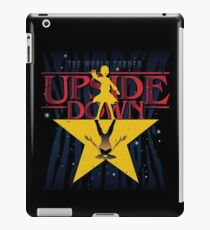 The World Of Upside Down iPad Case/Skin