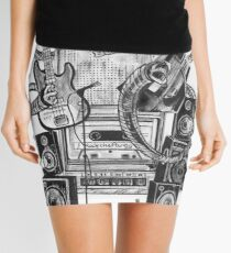 Rock the Party Mini Skirt