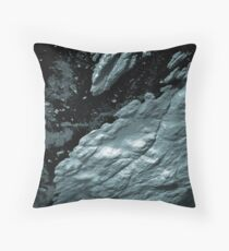 Pack Ice Throw Pillow